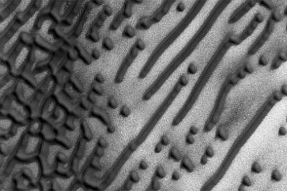 El mensaje secreto en la superficie de Marte descifrado por la NASA