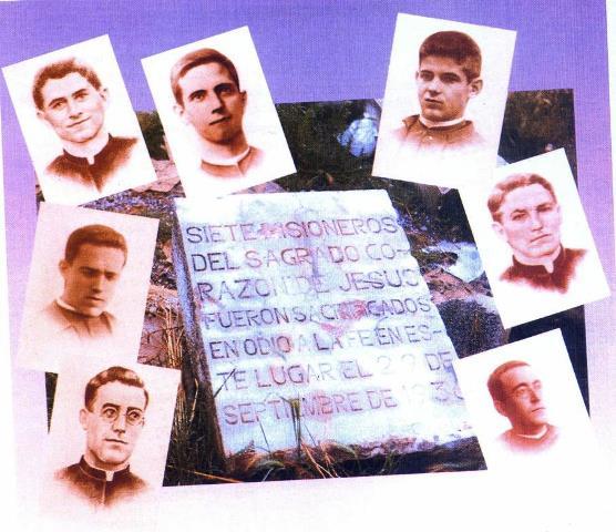 El Papa reconoce mártires a 7 religiosos ejecutados en la Guerra Civil
