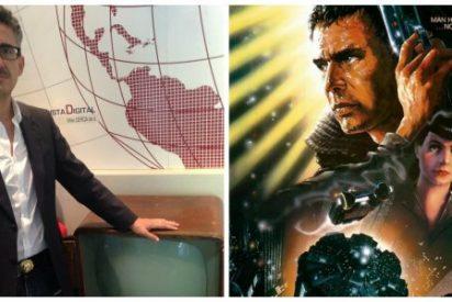 """Santiago Navajas: """"'Blade Runner' y '2001' plantean un futuro maravilloso"""""""