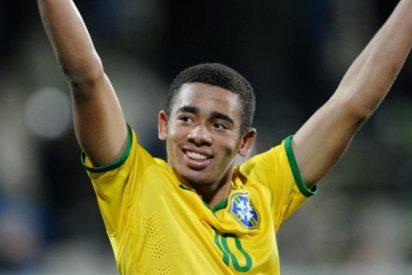 Neymar pide a Gabriel Jesus que no escuche la oferta del Real Madrid