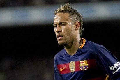 Neymar se indigna con el comportamiento del Barça con Messi