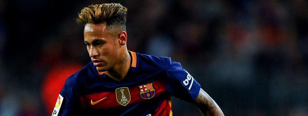 Neymar vuelve a meter mano en los fichajes del Barça