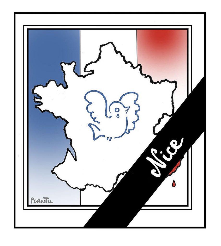 """Francisco muestra su """"profunda tristeza"""" y """"proximidad"""" ante """"la violencia ciega"""" que ha golpeado de nuevo a Francia"""