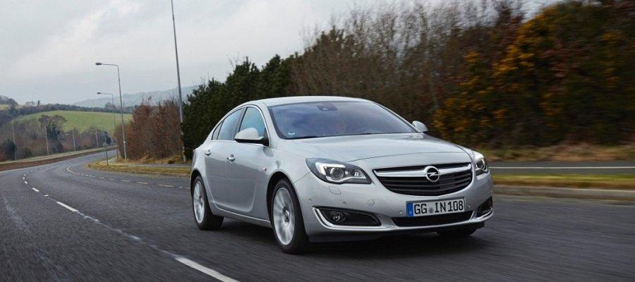 Opel Insignia Innovative Edition, 100% ejecutivo
