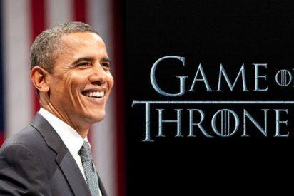 Obama y Juego de Tronos