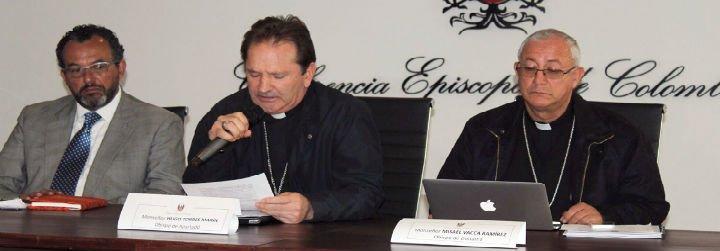 Iglesia colombiana pide al Gobierno que resuelva la situación de los migrantes en Turbo