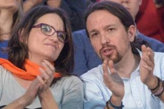 El apaño con Mónica Oltra le estalla a Pablo Iglesias en todo el morro