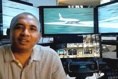 ¡Documento confidencial! El raro piloto del MH370... simuló vuelos suicidas