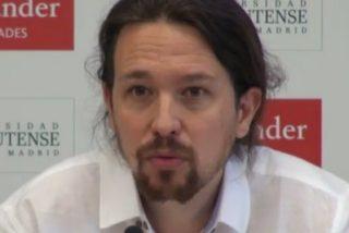 Un acojonado Pablo Iglesias constata que Podemos ha perdido 'sex appeal'