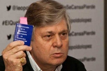 """Leopoldo López Gil amenaza al chavismo: """"Golpistas, agárrense los pantalones porque tendrán que salir corriendo"""""""