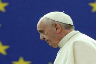 El Papa pide que Europa acabe con los muros de miedo y egoísmo que la dividen