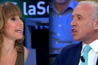 """¡Vaya gresca entre Pardo de Vera e Inda!: """"Eduardo, eres un mentiroso compulsivo, un machista y un miserable"""""""