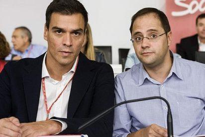 PSOE y compañeros mártires: Sin comedias, por favor