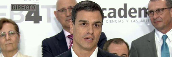 El 62% de los españoles exige a Sánchez que se abstenga para que gobierne Rajoy