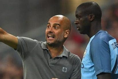 Pep Guardiola, contra los ?pesos pesados? del Manchester City