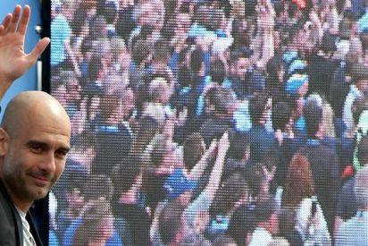 ¡Pep Guardiola pone a cuatro jugadores del Manchester City en la calle!