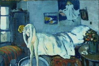 Óleo sobre lienzo, la Phillips Collection