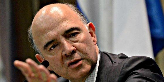 Pierre Moscovici: La multa a España puede ser cero si ofrece garantías sobre cómo reducir el déficit