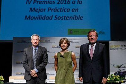 Renault premia la movilidad sostenible