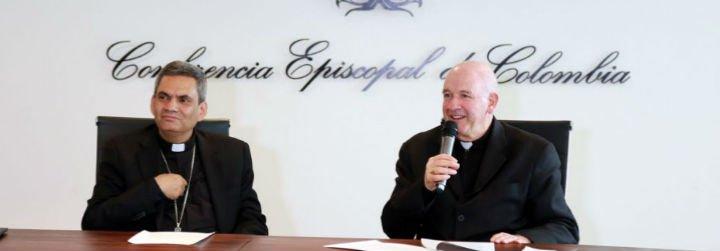 El episcopado colombiano cierra su asamblea con el compromiso de construir paz