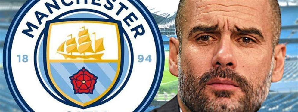 Primer problema (gordo) de Pep Guardiola en el Manchester City