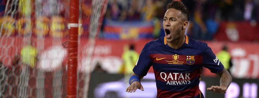 Puñetazo de Neymar sobre la mesa: Revela cuáles fueron sus planes