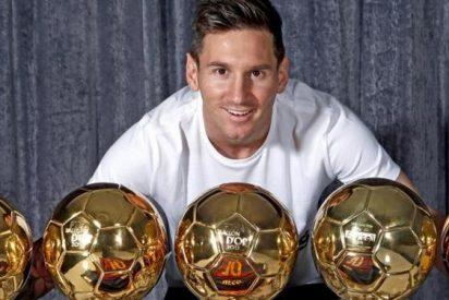 ¿Quién es el candidato de Lionel Messi para ganar el Balón de Oro 2016?