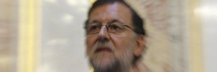 Mariano Rajoy, un candidato cercado