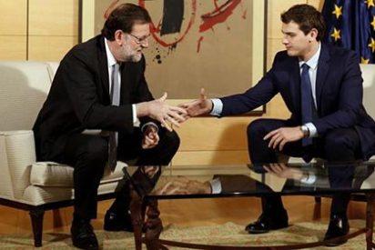 Los votantes de Ciudadanos quieren un sí para la presidencia de Rajoy