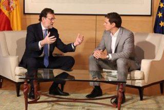 Rivera abre la puerta a la abstención para permitir una investidura de Rajoy