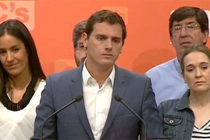 Ciudadanos avisa a Rajoy: si pacta con independentistas, votarán 'no'