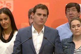 Rivera confirma la abstención de Ciudadanos en la segunda votación y le pasa la patata caliente al PSOE
