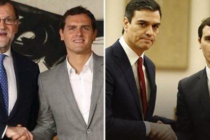 Ussía señala a Rivera como 'la calentorra' de la política; que excitó a Sánchez y ahora a Rajoy, pero al final nada