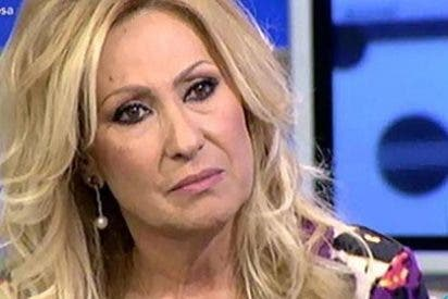 La despedida definitiva de Rosa Benito de 'Sálvame' se ensucia con una megabronca con Kiko Hernández