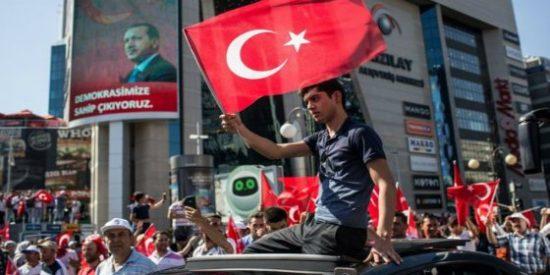¿Por qué razón fracasó el intento de golpe de Estado en Turquía?