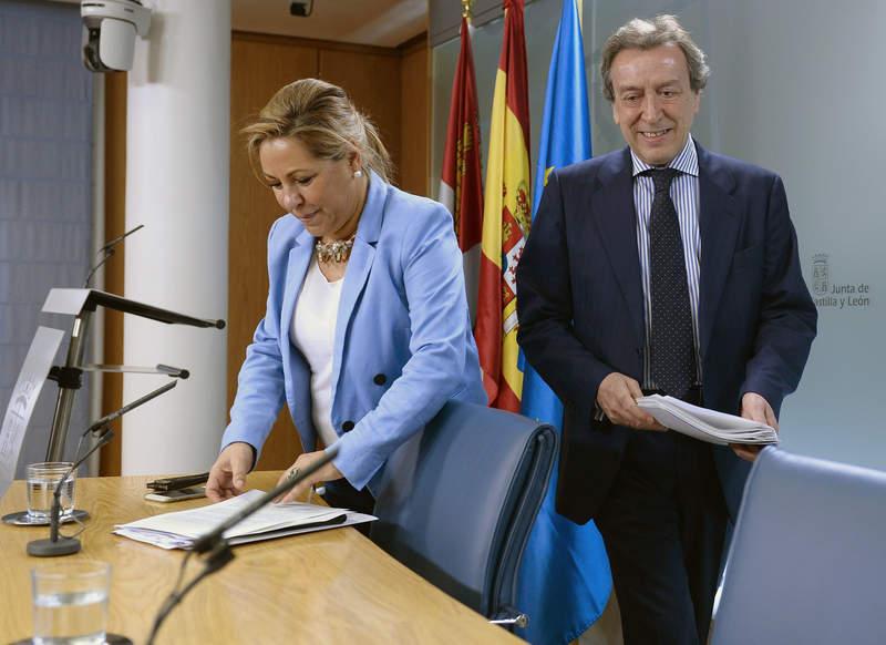La Junta presenta el Anteproyecto de Ley de Reconocimiento y Atención a las Víctimas del Terrorismo de Castilla y León