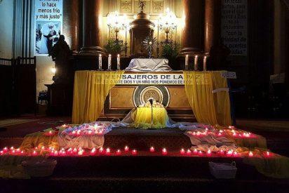 Todos los actos de la iglesia de San Antón por streaming