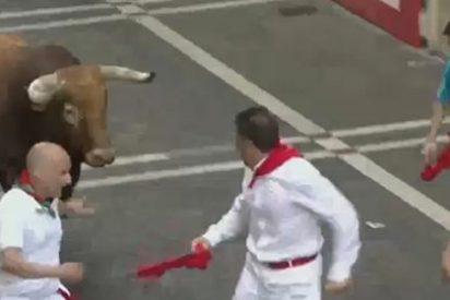 Los Cebada Gago siembran el terror: cinco heridos por asta de toro