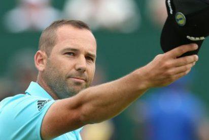 Sergio García retoma la pelea por un 'grande' en el 'British Open'