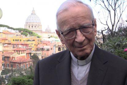 El Papa reza por el alma del Cardenal Silvano Piovanelli