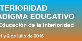"""Comienza el congreso sobre """"La Educación de la interioridad"""""""