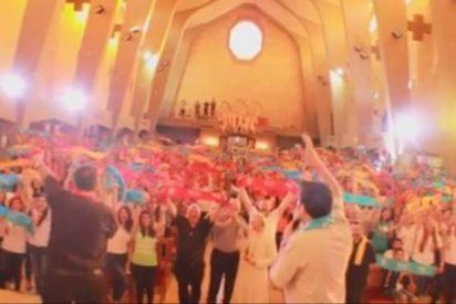 Jóvenes de Alepo también celebran la JMJ