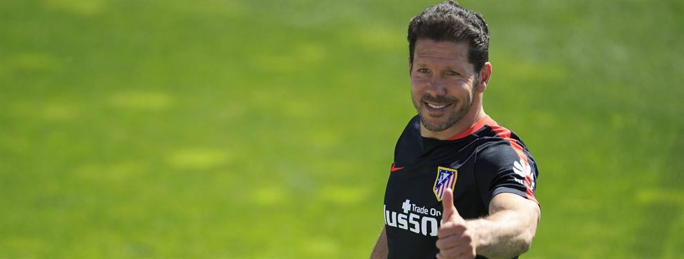 Sonríe el Cholo: Atlético Madrid se llevó a la joya argentina del momento