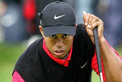 Tiger Woods no volverá a competir esta temporada por una lesión de espalda