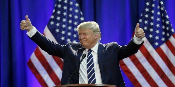 """El millonario Donald Trump ya es candidato oficial a la Casa Blanca: """"Es un gran honor"""""""