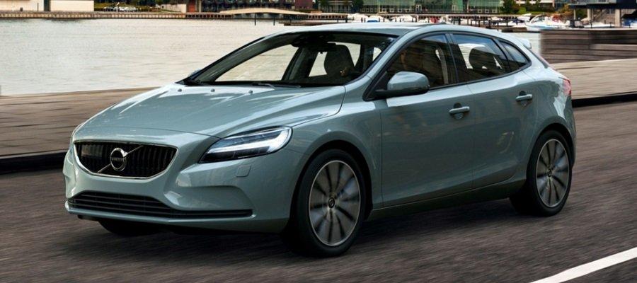 Volvo remodela la gama V40 para seguir creciendo