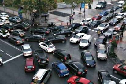 Las 8 cosas que provocan los atascos de tráfico