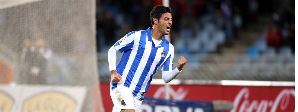 """""""Vela tiene talento top y es uno de los mejores delanteros que hay en Europa""""."""