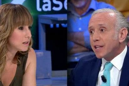 Ana Pardo de Vera deja escocida 'laSexta Noche' tras ser despellejada por Eduardo Inda