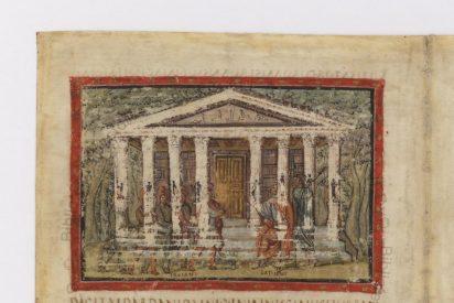 """El Vaticano digitaliza un manuscrito de """"La Eneida"""" de Virgilio"""